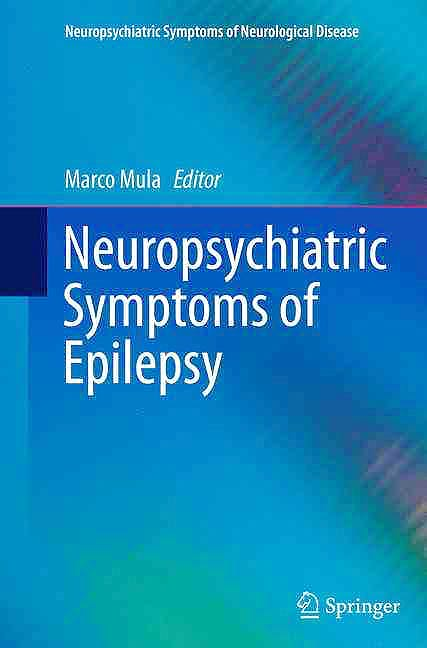 Portada del libro 9783319372563 Neuropsychiatric Symptoms of Epilepsy