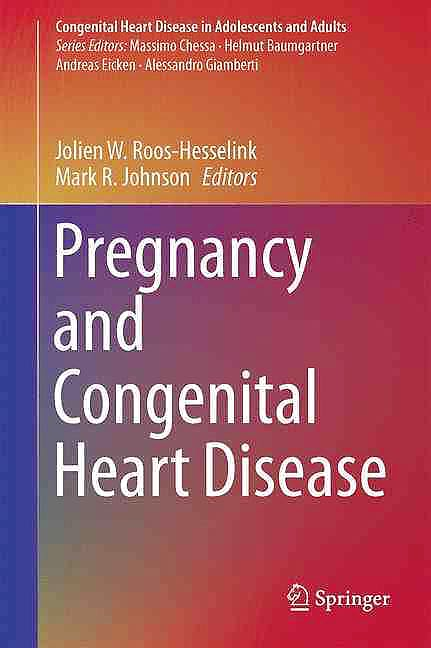 Portada del libro 9783319389110 Pregnancy and Congenital Heart Disease