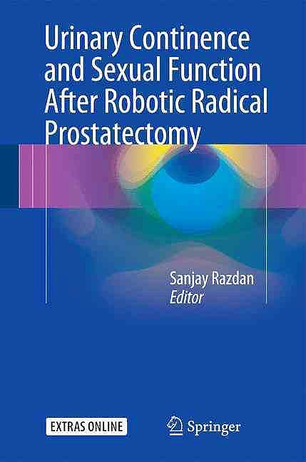 Portada del libro 9783319394466 Urinary Continence and Sexual Function after Robotic Radical Prostatectomy