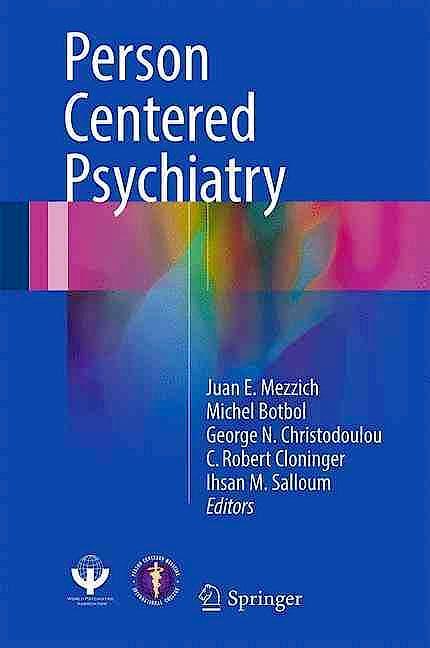 Portada del libro 9783319397221 Person Centered Psychiatry