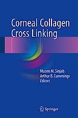 Portada del libro 9783319397733 Corneal Collagen Cross Linking