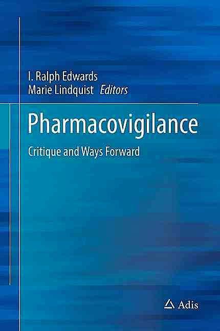 Portada del libro 9783319403991 Pharmacovigilance. Critique and Ways Forward