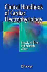 Portada del libro 9783319408163 Clinical Handbook of Cardiac Electrophysiology