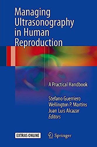 Portada del libro 9783319410357 Managing Ultrasonography in Human Reproduction. A Practical Handbook