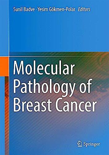 Portada del libro 9783319417592 Molecular Pathology of Breast Cancer