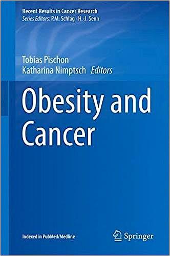 Portada del libro 9783319425405 Obesity and Cancer