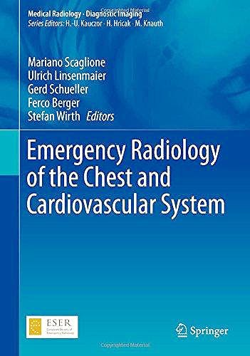 Portada del libro 9783319425825 Emergency Radiology of the Chest and Cardiovascular System