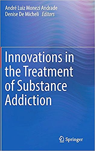 Portada del libro 9783319431703 Innovations in the Treatment of Substance Addiction
