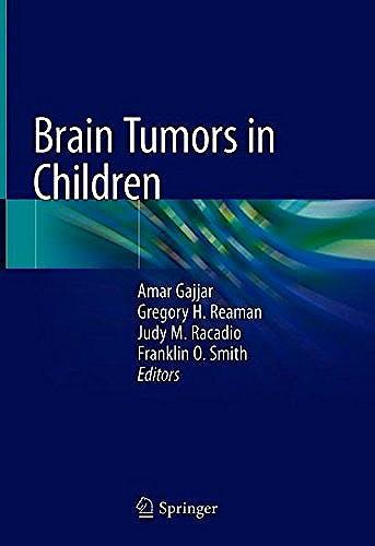 Portada del libro 9783319432038 Brain Tumors in Children