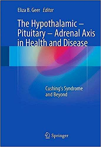 Portada del libro 9783319459486 The Hypothalamic-Pituitary-Adrenal Axis in Health and Disease. Cushing's Syndrome and Beyond