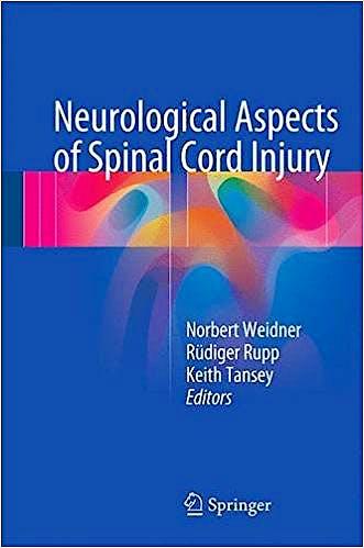 Portada del libro 9783319462912 Neurological Aspects of Spinal Cord Injury