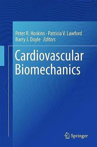 Portada del libro 9783319464053 Cardiovascular Biomechanics