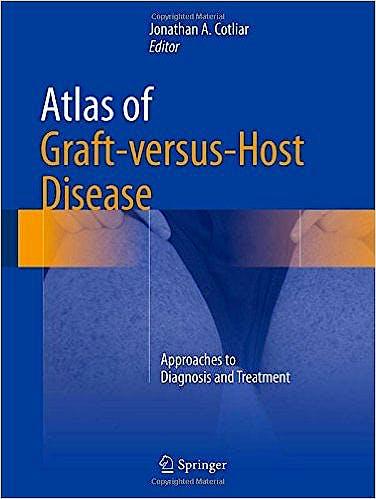 Portada del libro 9783319469508 Atlas of Graft-versus-Host Disease. Approaches to Diagnosis and Treatment