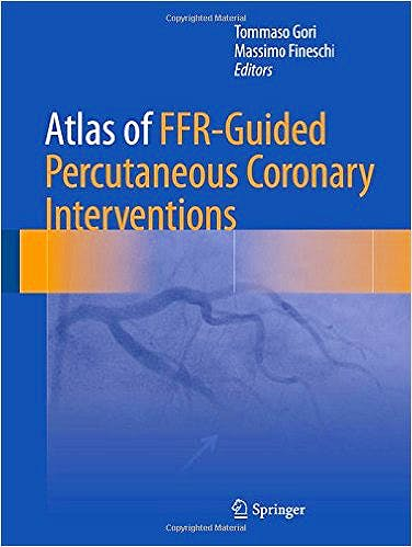 Portada del libro 9783319471143 Atlas of Ffr-Guided Percutaneous Coronary Interventions
