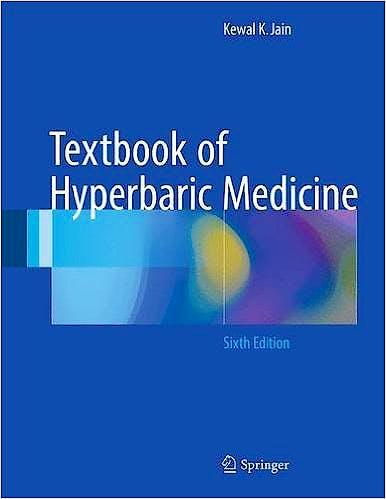 Portada del libro 9783319471389 Textbook of Hyperbaric Medicine