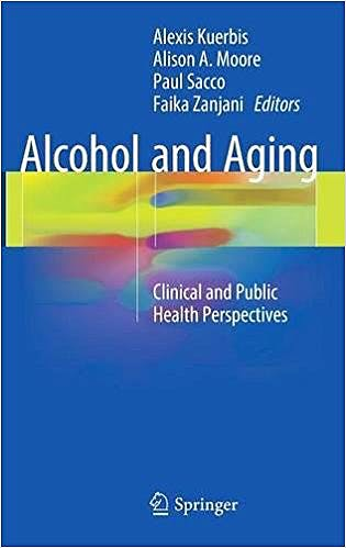 Portada del libro 9783319472317 Alcohol and Aging. Clinical and Public Health Perspectives