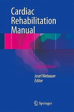 Portada del libro 9783319477374 Cardiac Rehabilitation Manual