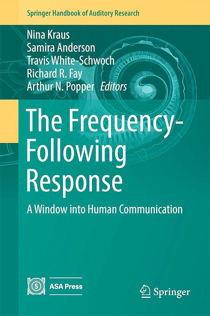 Portada del libro 9783319479422 The Frequency-following Response. a Window into Human Communication