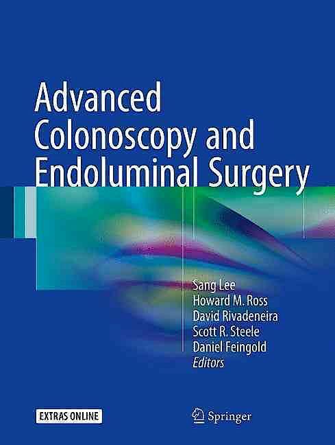 Portada del libro 9783319483689 Advanced Colonoscopy and Endoluminal Surgery