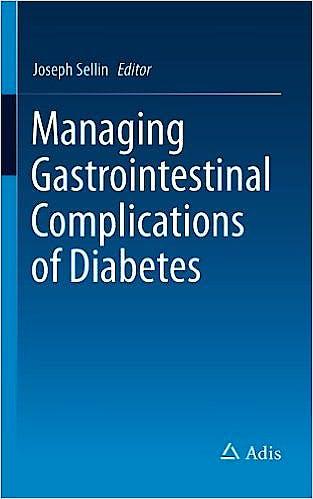 Portada del libro 9783319486611 Managing Gastrointestinal Complications of Diabetes