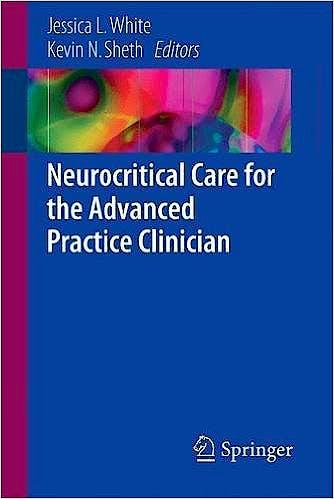Portada del libro 9783319486673 Neurocritical Care for the Advanced Practice Clinician