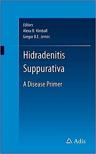 Portada del libro 9783319505930 Hidradenitis Suppurativa. a Disease Primer