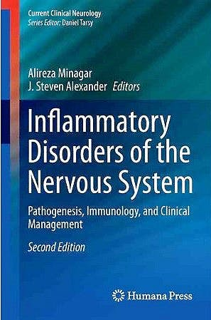 Portada del libro 9783319512181 Inflammatory Disorders of the Nervous System. Pathogenesis, Immunology, and Clinical Management (Current Clinical Neurology)