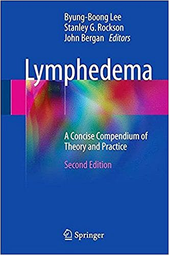 Portada del libro 9783319524214 Lymphedema. A Concise Compendium of Theory and Practice