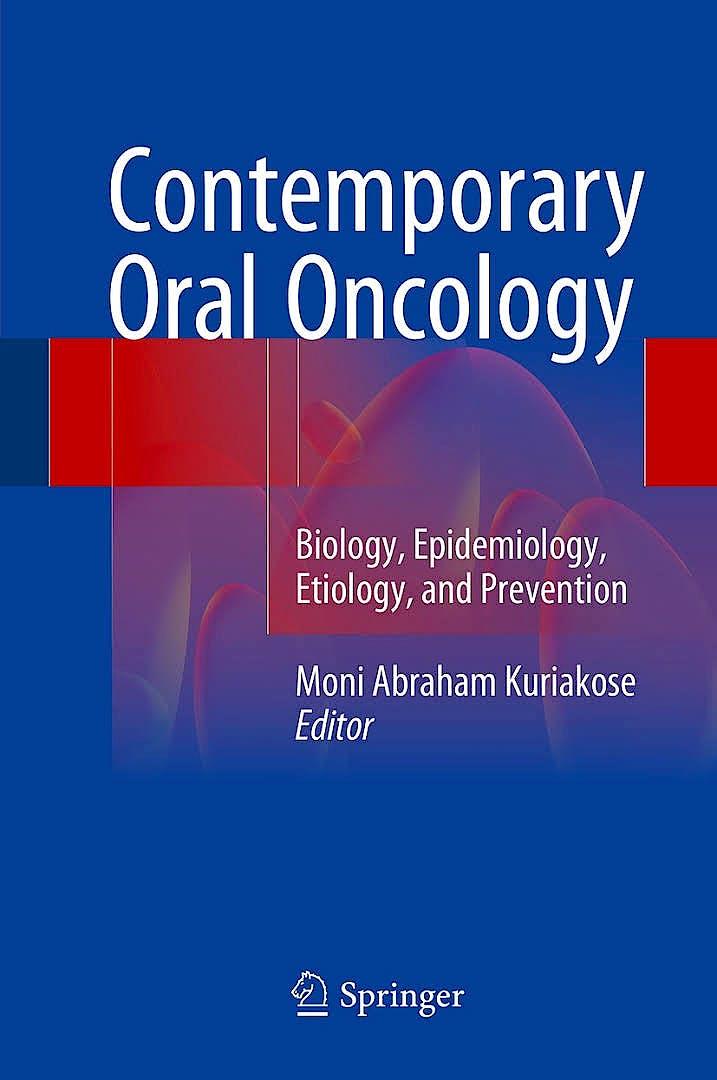Portada del libro 9783319527536 Contemporary Oral Oncology, 4 Vols.