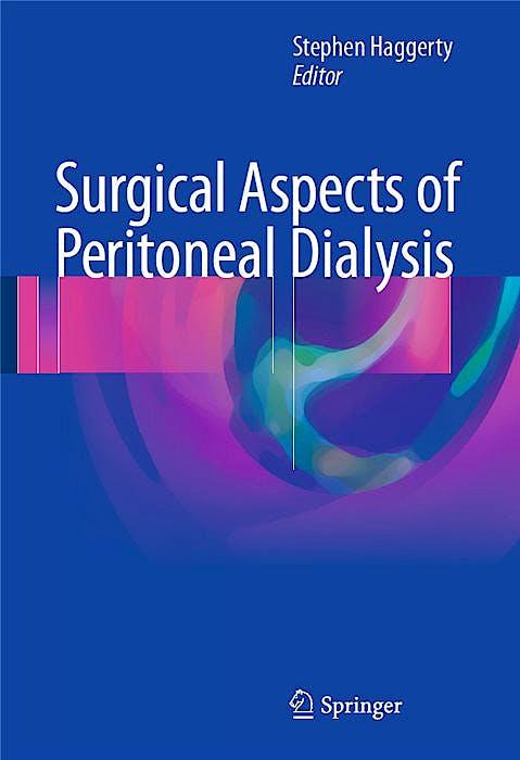 Portada del libro 9783319528205 Surgical Aspects of Peritoneal Dialysis