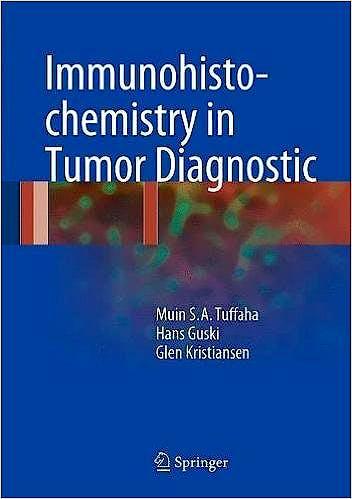Portada del libro 9783319535760 Immunohistochemistry in Tumor Diagnostic
