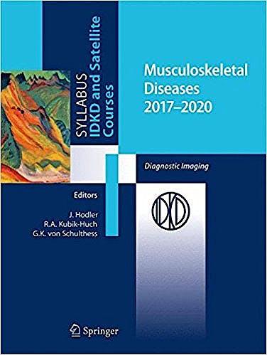 Portada del libro 9783319540177 Musculoskeletal Diseases 2017-2020. Diagnostic Imaging