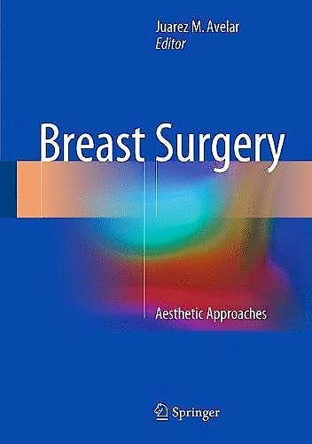 Portada del libro 9783319541143 Breast Surgery. Aesthetic Approaches