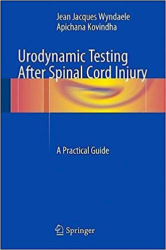 Portada del libro 9783319548999 Urodynamic Testing after Spinal Cord Injury. A Practical Guide