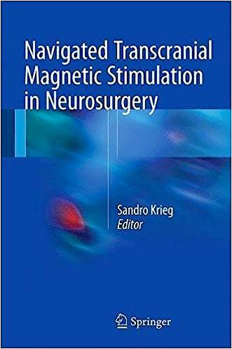 Portada del libro 9783319549170 Navigated Transcranial Magnetic Stimulation in Neurosurgery