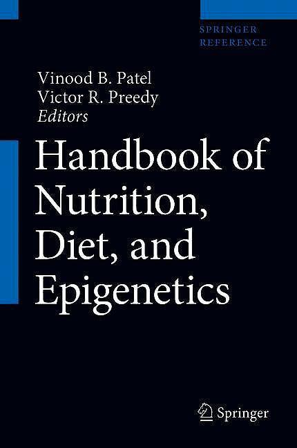 Portada del libro 9783319555294 Handbook of Nutrition, Diet, and Epigenetics