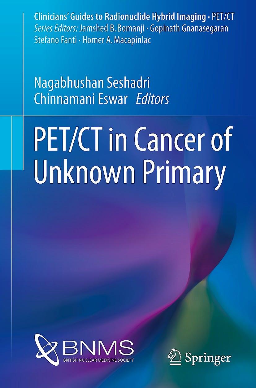 Portada del libro 9783319564234 PET/CT in Cancer of Unknown Primary