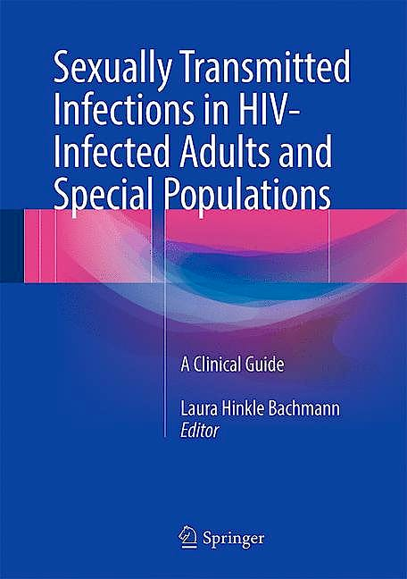 Portada del libro 9783319566924 Sexually Transmitted Infections in HIV-Infected Adults and Special Populations. A Clinical Guide