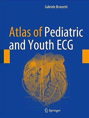 Portada del libro 9783319571010 Atlas of Pediatric and Youth ECG