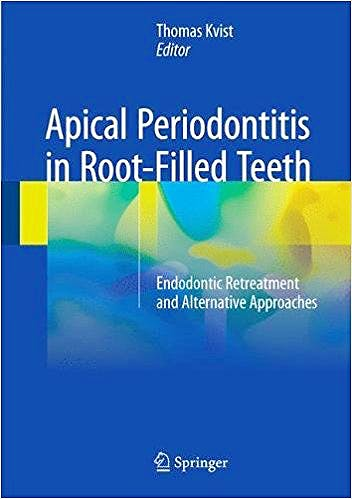 Portada del libro 9783319572482 Apical Periodontitis in Root-Filled Teeth. Endodontic Retreatment and Alternative Approaches