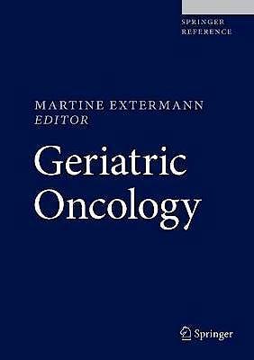 Portada del libro 9783319574141 Geriatric Oncology
