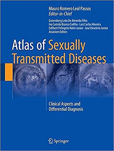 Portada del libro 9783319574684 Atlas of Sexually Transmitted Diseases. Clinical Aspects and Differential Diagnosis