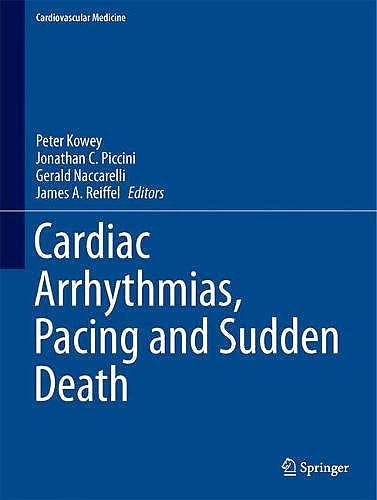 Portada del libro 9783319579986 Cardiac Arrhytmias, Pacing and Sudden Death (Cardiovascular Medicine)