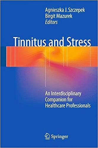 Portada del libro 9783319583969 Tinnitus and Stress. An Interdisciplinary Companion for Healthcare Professionals