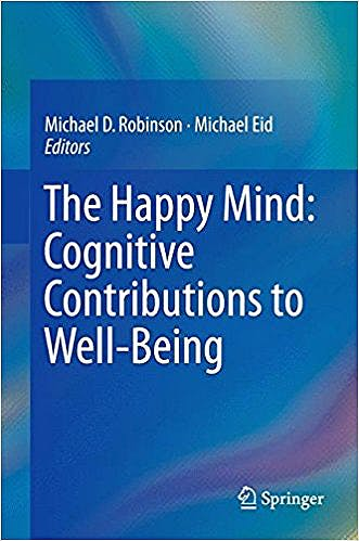Portada del libro 9783319587615 The Happy Mind. Cognitive Contributions to Well-Being