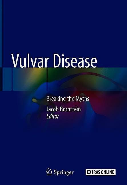 Portada del libro 9783319616209 Vulvar Disease. Breaking the Myths