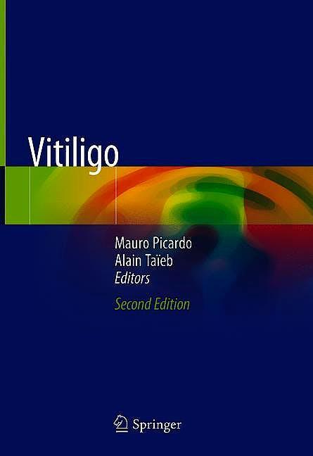 Portada del libro 9783319629582 Vitiligo