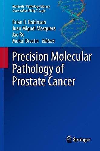 Portada del libro 9783319640945 Precision Molecular Pathology of Prostate Cancer (Molecular Pathology Library)