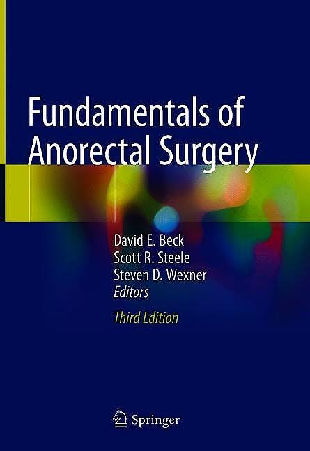 Portada del libro 9783319659657 Fundamentals of Anorectal Surgery