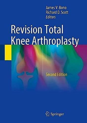 Portada del libro 9783319673424 Revision Total Knee Arthroplasty